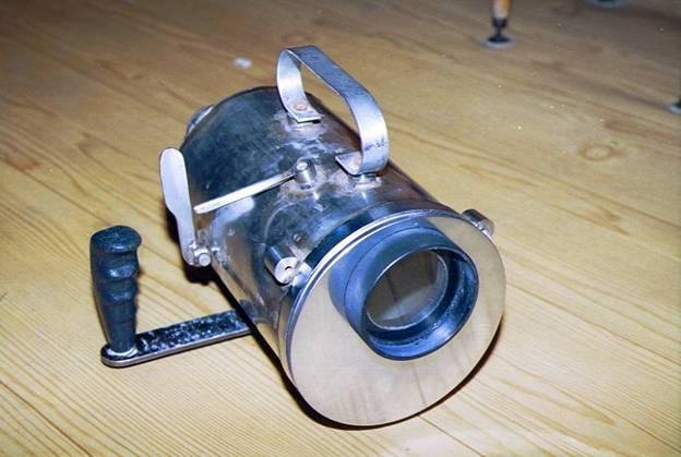 Камера для подводной съёмки своими руками